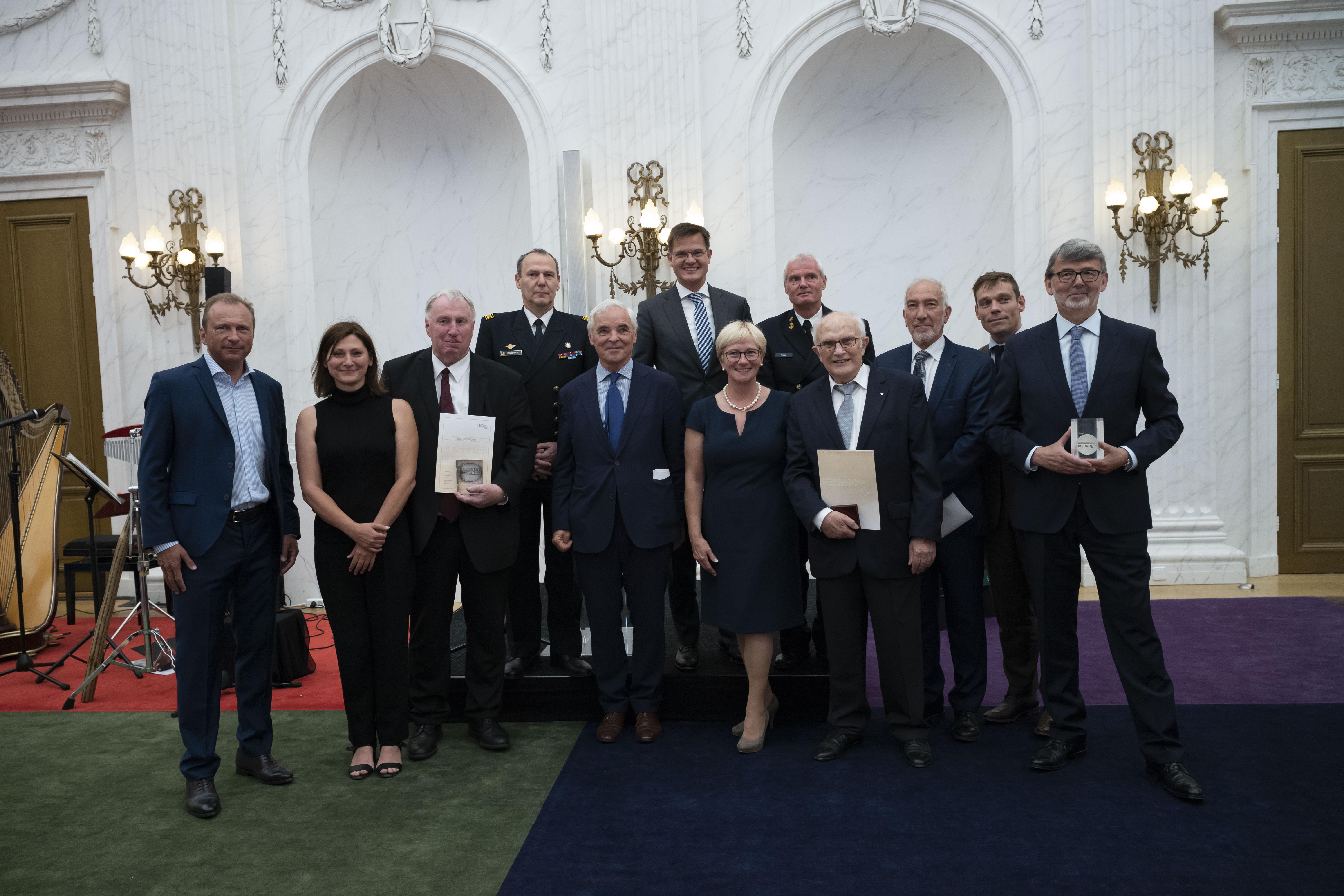 Benelux Awards en Prijzen uitgereikt